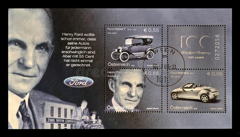 Генри Форд. Автомобильный король